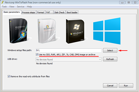 Cara membuat file installasi Windows XP dengan USB Flashdisk 2