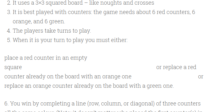 Math = Love: Printable Gameboard for Traffic Lights