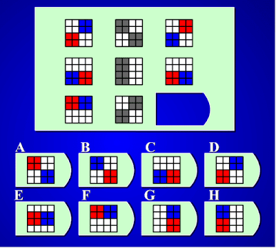 Non Verbal Reasoning Puzzle