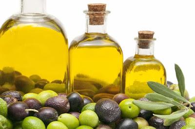 konsumsi minyak zaitun