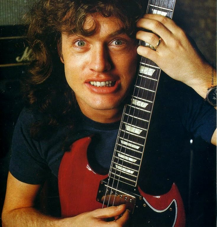 angus young net worth