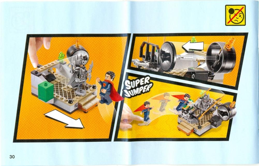 наклейка супермена