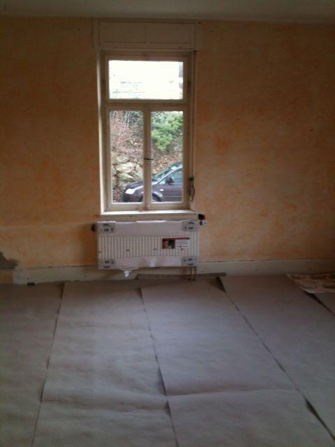 jugendstilhaus renovieren jetzt wird im eg verputzt. Black Bedroom Furniture Sets. Home Design Ideas