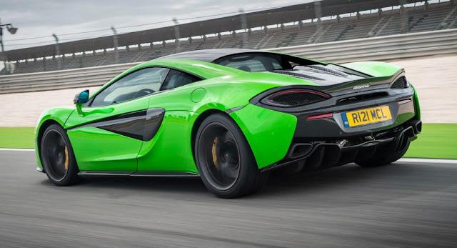Autonomous, Hybrid, McLaren, McLaren 570S, Reports, Tech