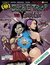 Zombie Tramp vs: Vampblade