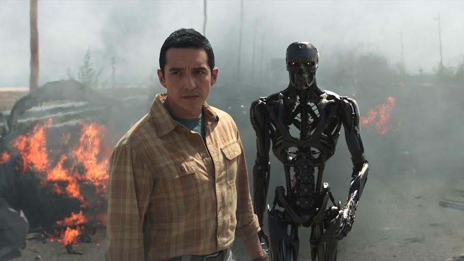 Terminator: Dark Fate, Diego Boneta, 8K, #1