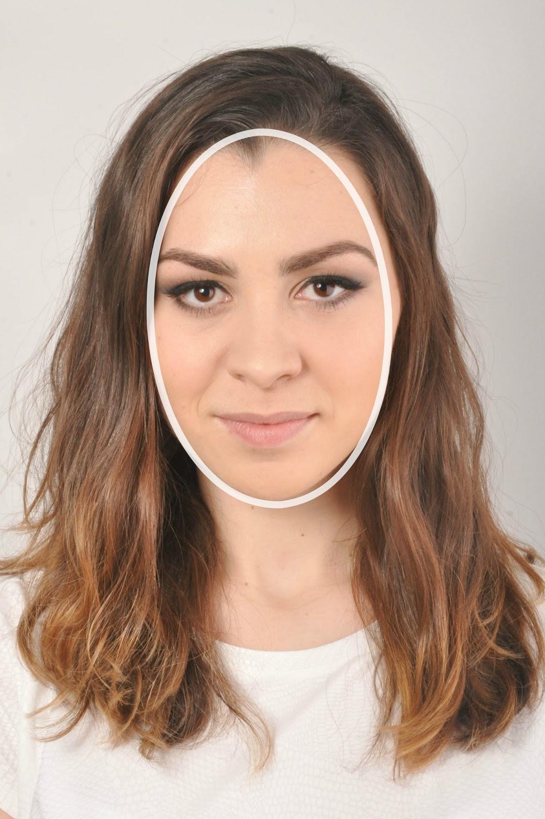 Make Up Charm Lekcja Konturowania Twarz Owalna Kosmetyki Hean