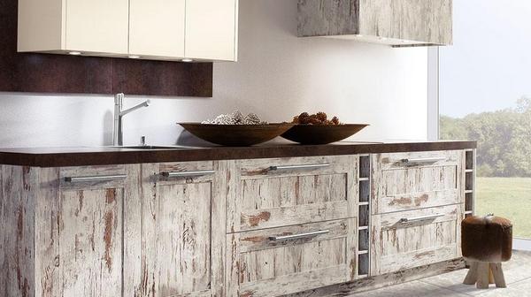 cuisine moderne ancienne avec des id es int ressantes pour la conception de la. Black Bedroom Furniture Sets. Home Design Ideas