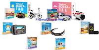 Logo Vinci gratis pacchetti premi con Smartbox, videocamere, Actiocam,weekend Ricaricar e altri ricchi premi