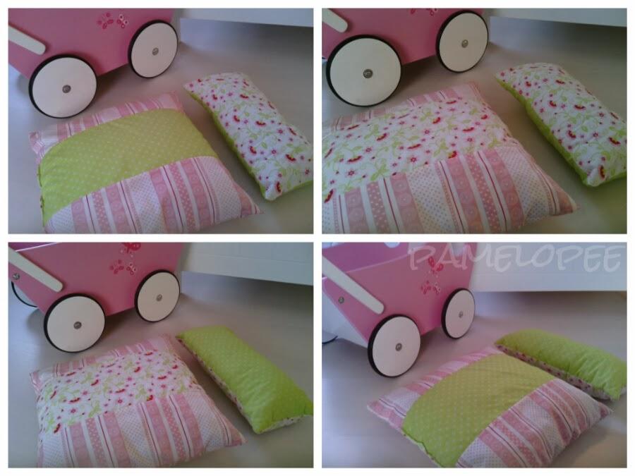 Pamelopee Bettwäsche Für Den Puppenwagen