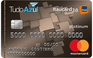 Cartões Itaucard TudoAzul
