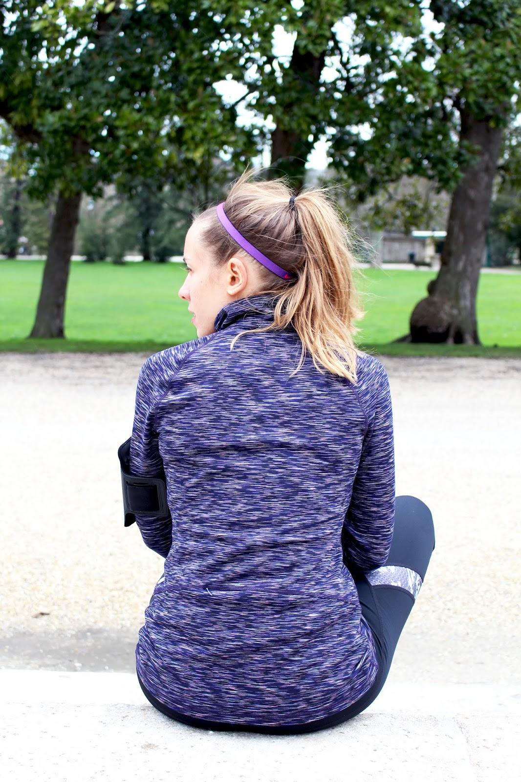tenue sport running