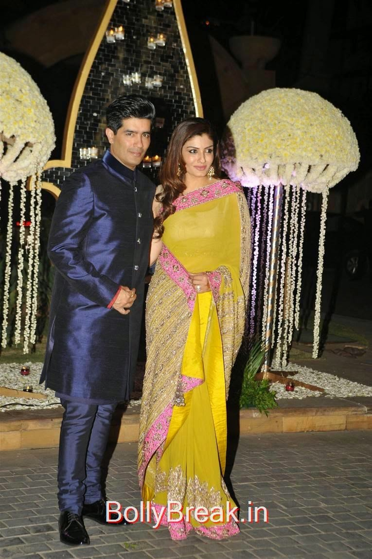 Riddhi Malhotra Wedding Reception Photogallery, Karishma Kapoor, Urmila Matondkar, Kriti Sanon, Sophie Choudry At Riddhi Malhotra Wedding Reception