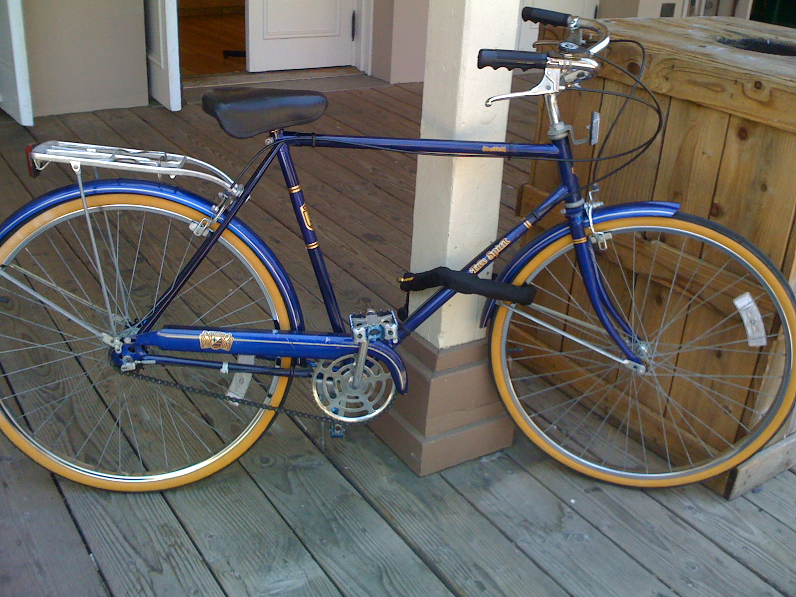 mikespokes: A well-protected Free Spirit