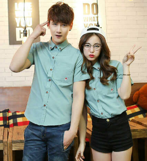 model baju couple terbaru
