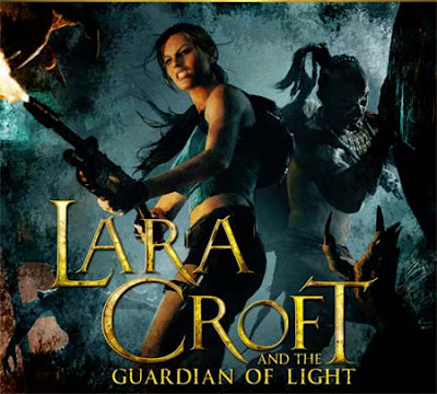تحميل لعبة لارا كروفت   Lara Croft and the Guardian of Light game
