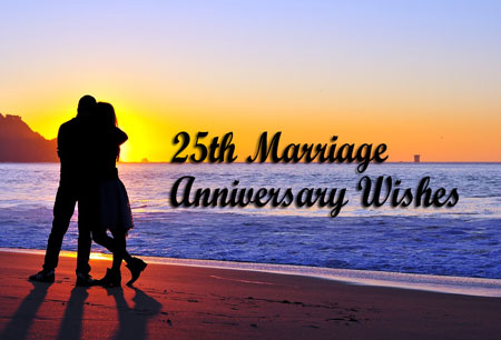 Silver Jubilee: 25th Wedding Anniversary Wishes Quotes Messages For Friend, Brother, Sister, Parents, Wife & Husband