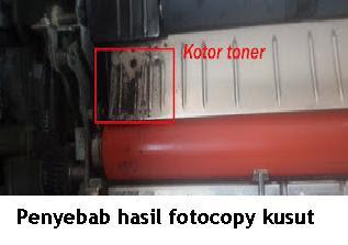 Inilah Penyebab Kenapa Hasil Fotocopy Menjadi Kusut