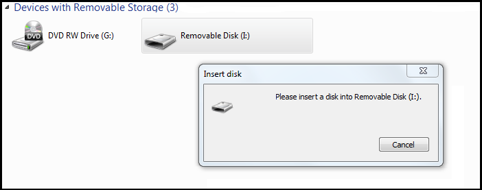 how to manually format a hard drive