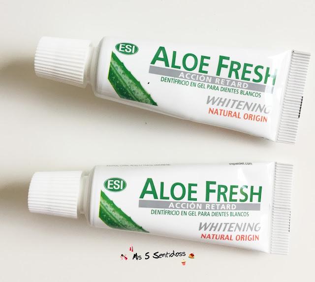 Aloe Fresh Blanqueador Retard