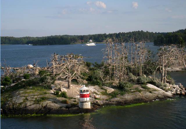 Crucero de Estocolmo a Helsinki
