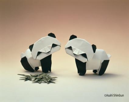 Beautiful Akira Yoshizawa Origami Photo Gallery