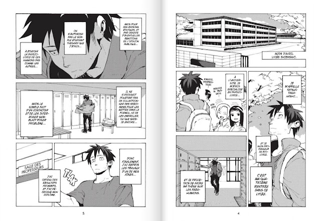 Critique Manga, Freaky Girls, Manga, Petosu, Pika Edition,