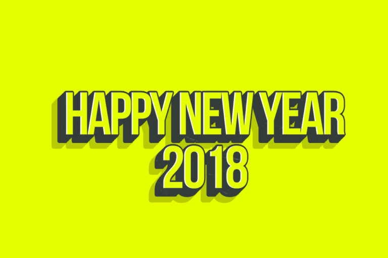 Happy New Year Greeting Cards, eCards 2018