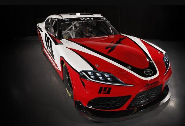2019 Toyota Supra Nascar Review