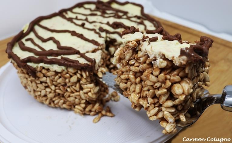 ricetta torta mars