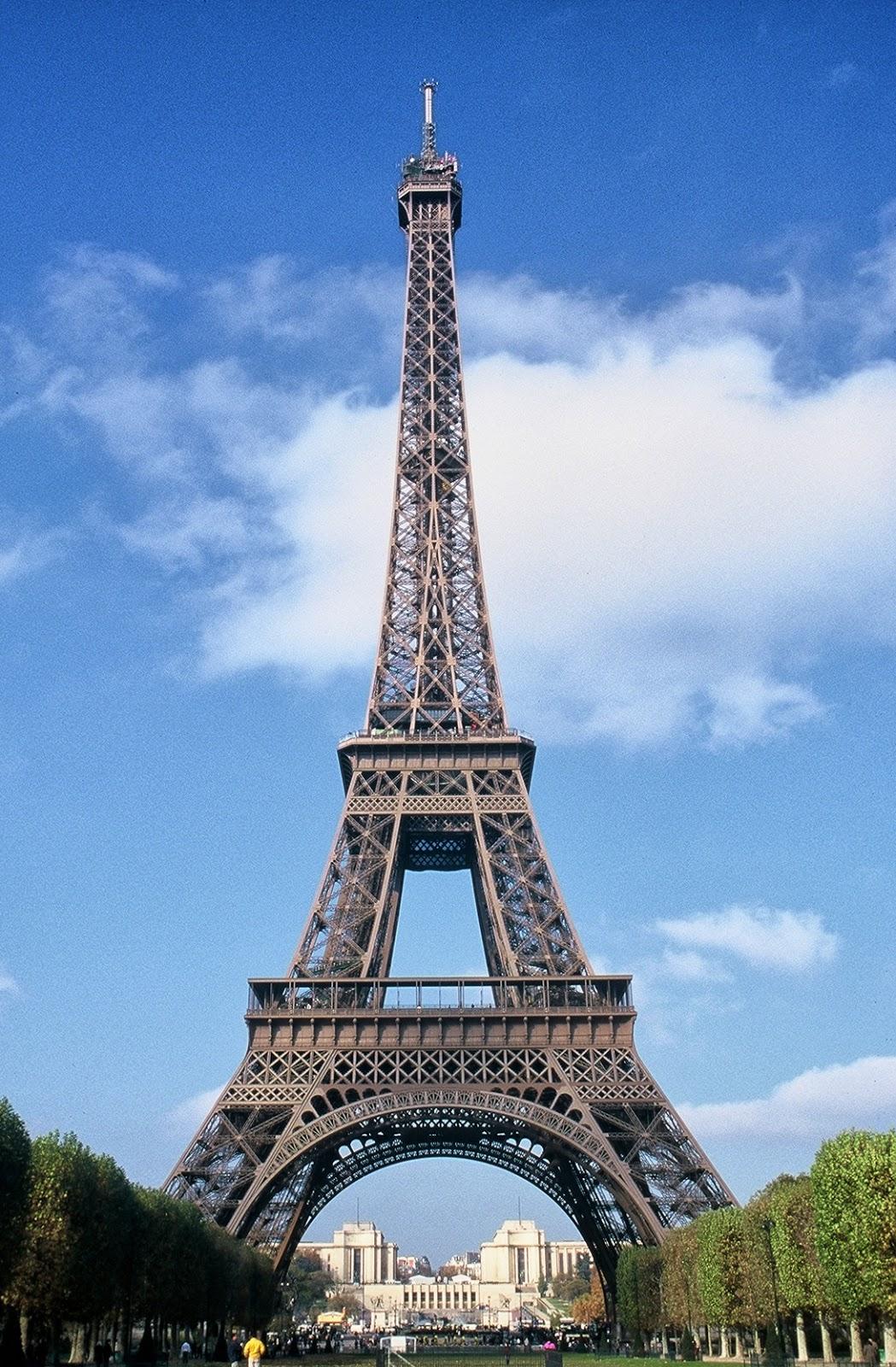 Who Designed The Eiffel Tower World Visits Tours The Eiffel Tower Famous Symbol Paris