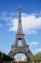 World Visits Tours Eiffel Tower Famous Symbol - Paris
