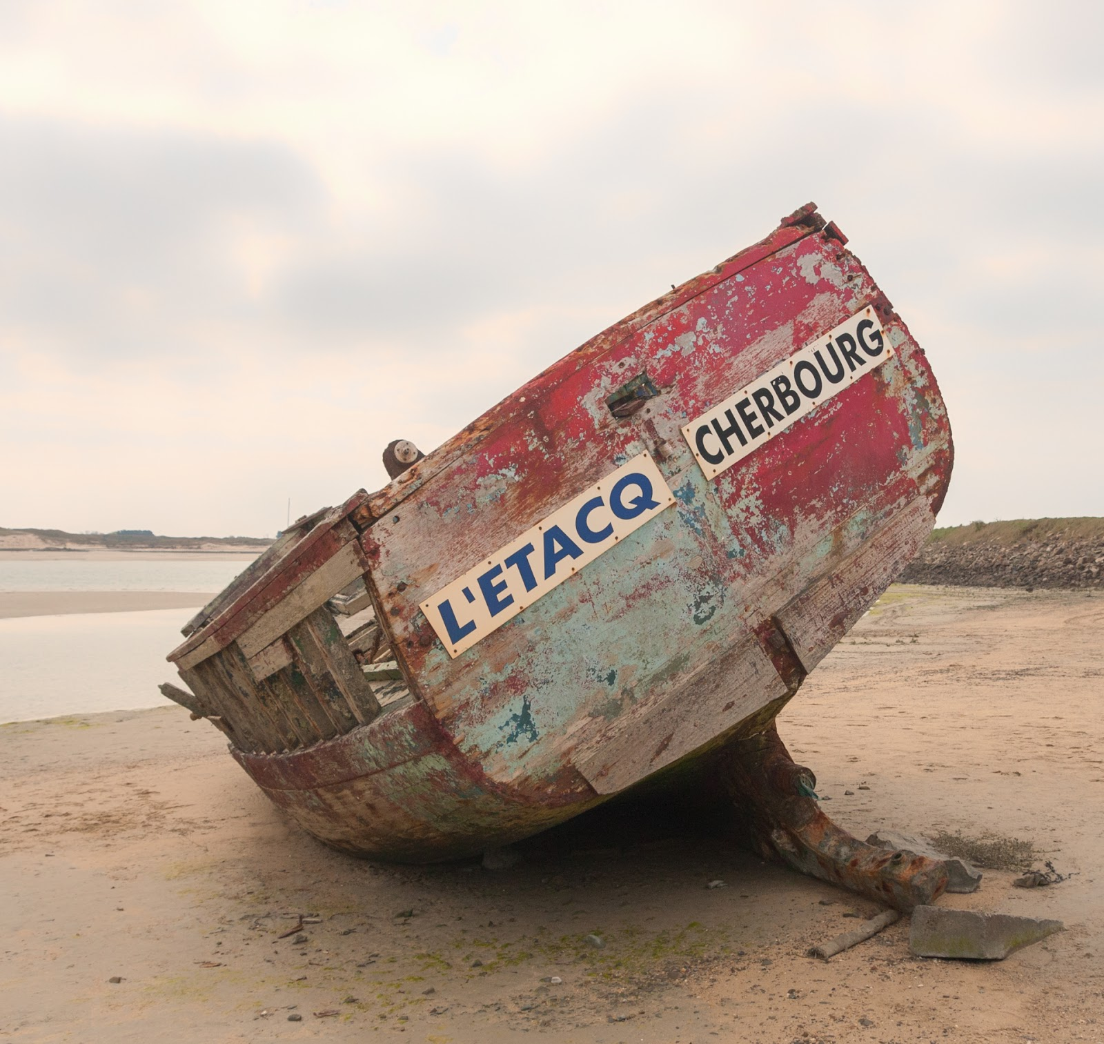 bateau port bail cotentin