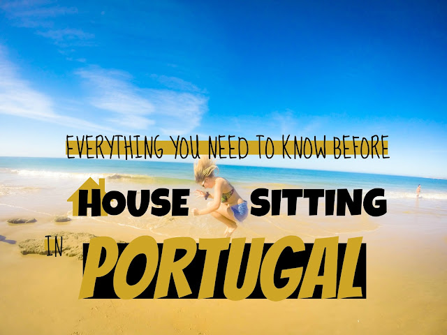 trusted house sitters portugal
