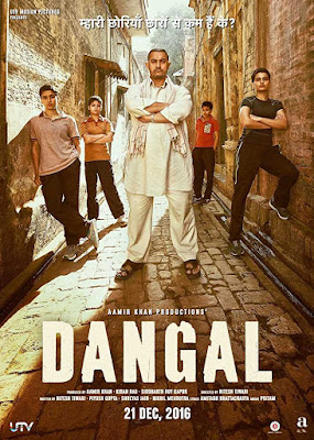 poster Dangal 2016 Hindi HD 300MB