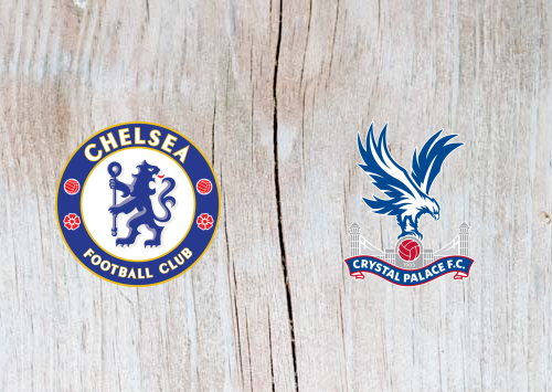 Chelsea vs Crystal Palace Full Match & Highlights 04 November 2018