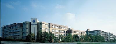 Pabrik Pensil Staedtler di Germand