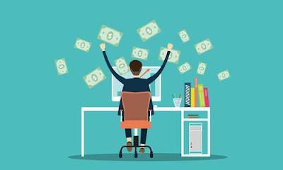 Mencari Uang Secara Online