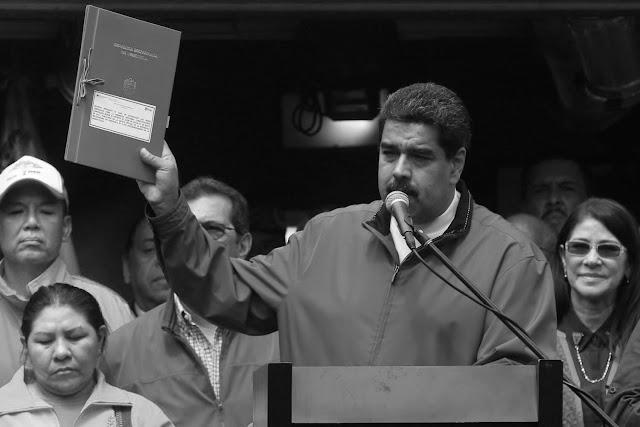 FMV y la Fefaven rechazan por inconstitucional la convocatoria de la Constituyente