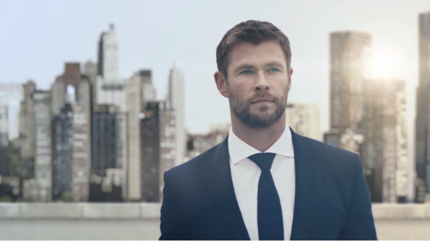 Canzone Hugo Boss Pubblicità Profumo con Chris Hemsworth, Spot Novembre 2017