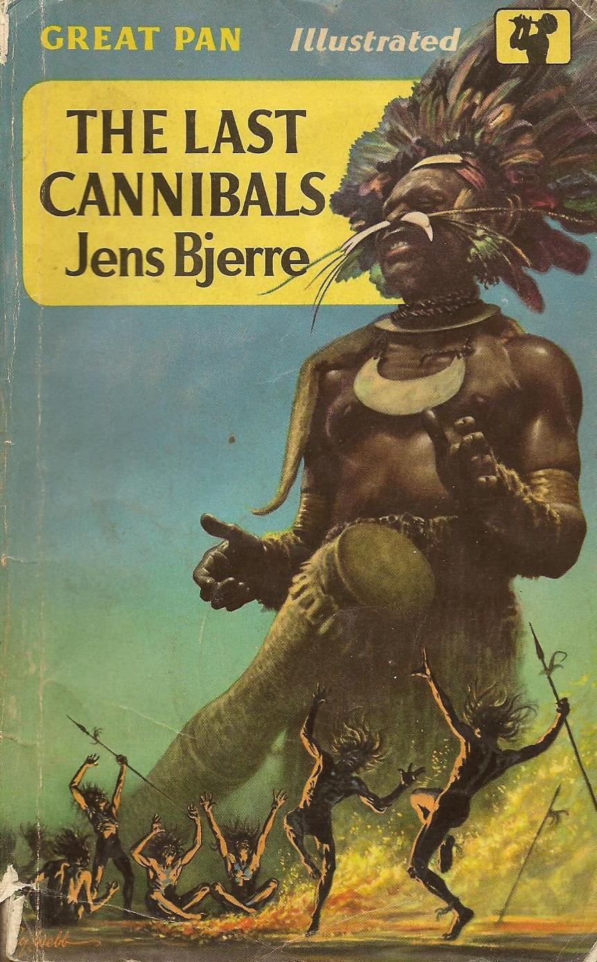 Adalbert Jens Bjerre S The Last Cannibals