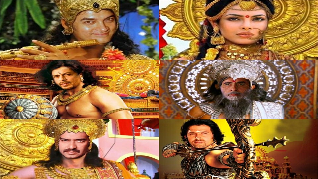If Mahabharat Was Made In Bollywood, Here's What The Cast