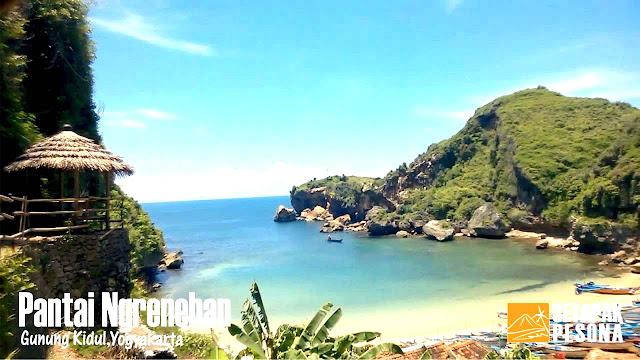 Ngrenehan Beach Indonesia