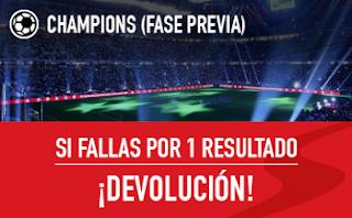 sportium devolucion combi previa champions 16-17 agosto