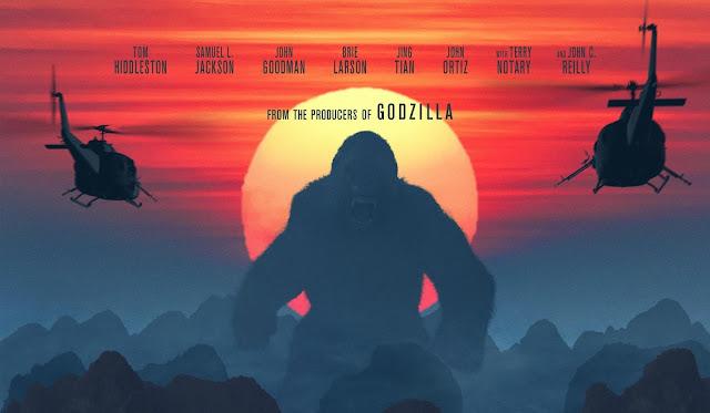 'Kong: A Ilha da Caveira' tem novo trailer divulgado