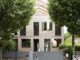 Casa de Madera París