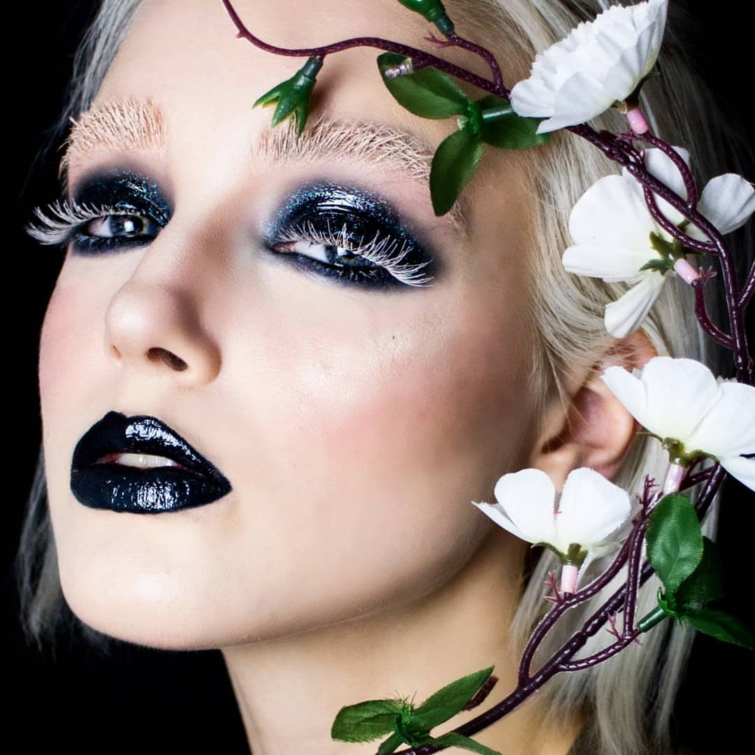 pálpebras brilhos maquiagem trend blogueira liz breygel january girl