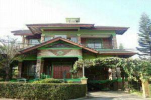 Villa Hijau Istana Bunga lembang