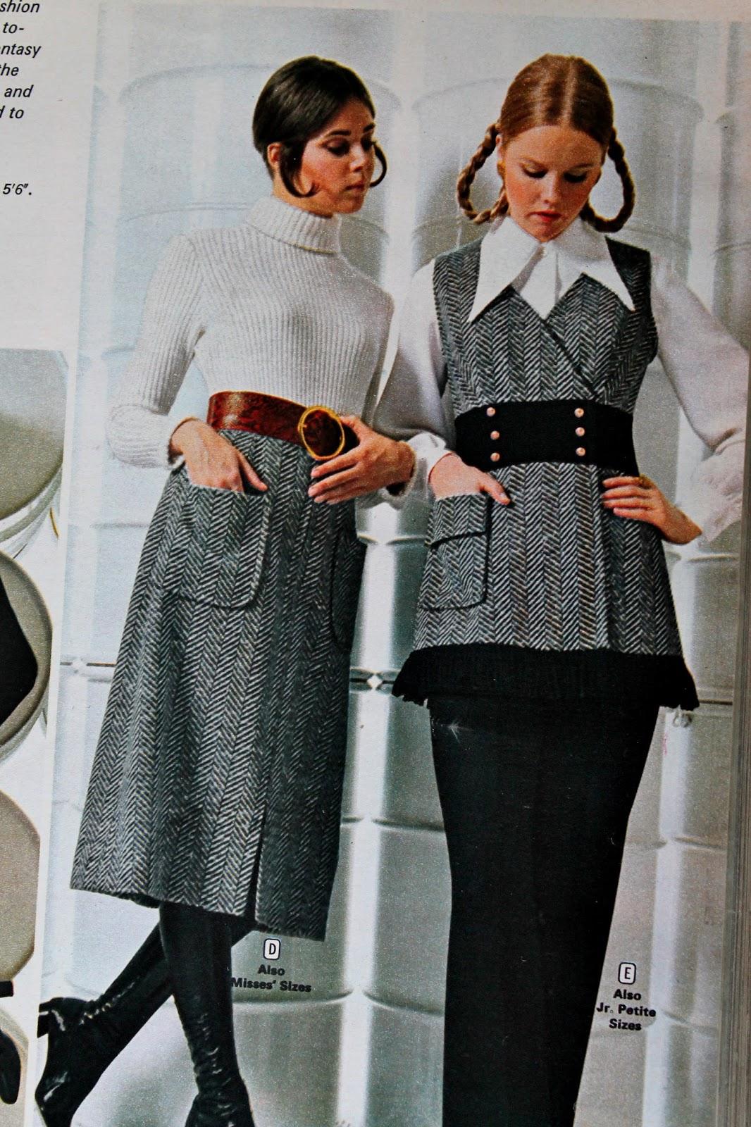 1971 Montgomery Ward Catalog Adirondack Girl Heart