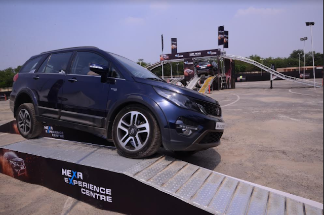 HEXA Experience Centre becomes the weekend destination for car enthusiasts in New Delhi